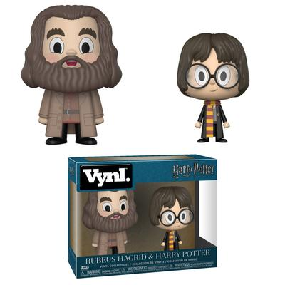 VYNL: Harry Potter - Rubeus Hagrid and Harry Potter 2 Pack