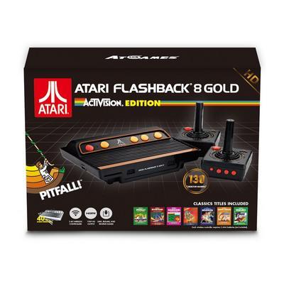 Atari Flashback 8 Gold Activision Edition