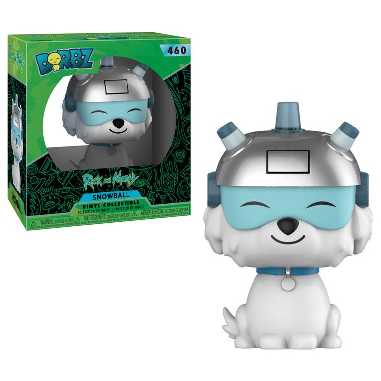 Dorbz: Rick and Morty Snowball