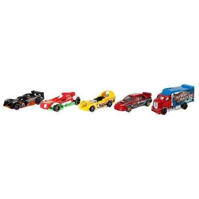 Hot Wheels 5 pk