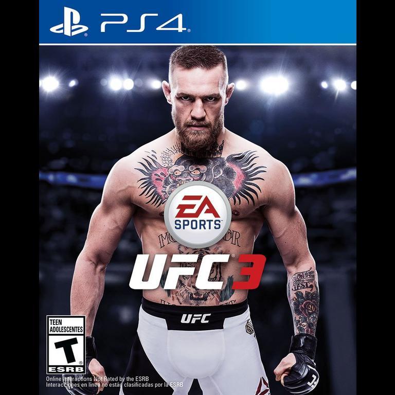 Ea Sports Ufc 3 Playstation 4 Gamestop