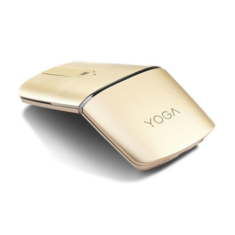 Lenovo Wireless Yoga Gold Mouse