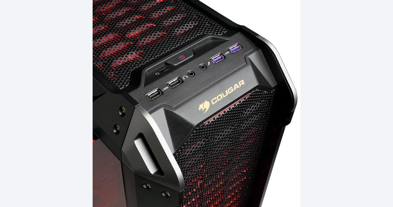 CYBERPOWERPC Gamer Xtreme GXi11020CPG with Intel i7-8700 3.2GHz Desktop Gaming Computer