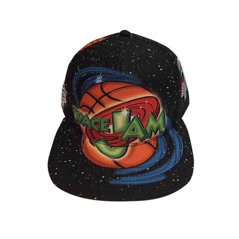 Space Jam Airbrush Galaxy Baseball Cap
