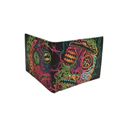 Rick and Morty Zombie Wallet