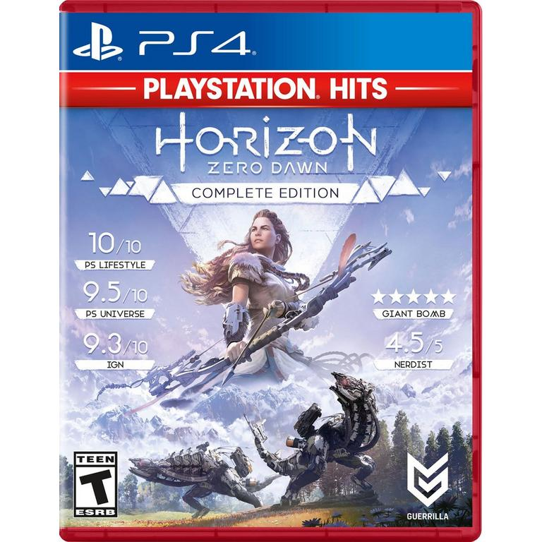 Horizon Zero Dawn: Complete Edition