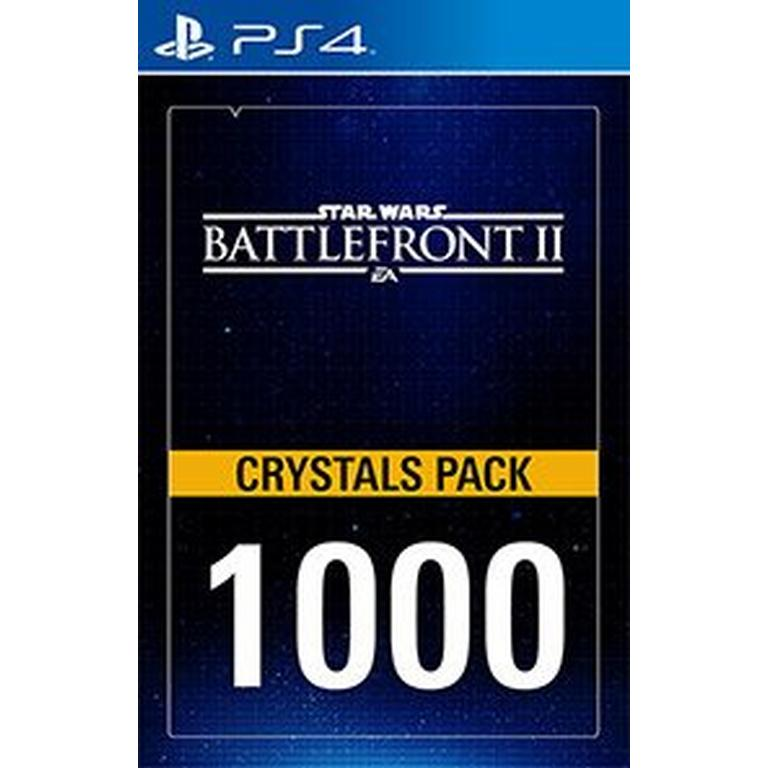 STAR WARS Battlefront II - 1000 Crystals