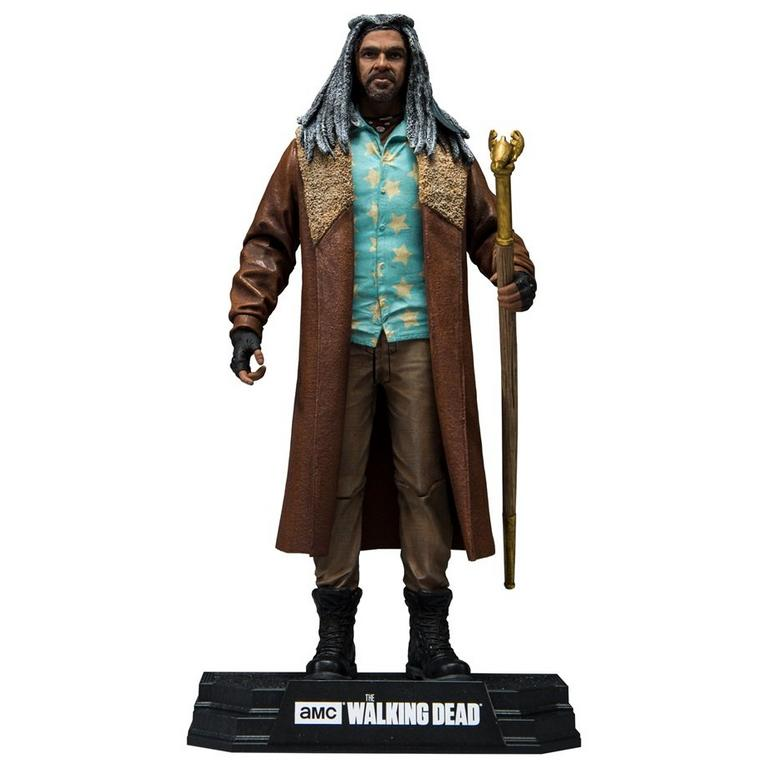 The Walking Dead King Ezekiel 7 inch Action Figure
