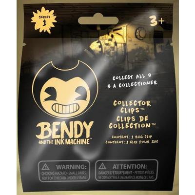 Bendy And The Ink Machine Collector Clip Blind Bag Series 1 (Assortment)