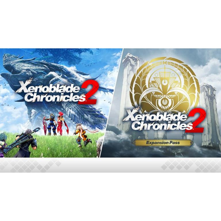 Xenoblade Chronicles 2 and Expansion Pass DLC Bundle