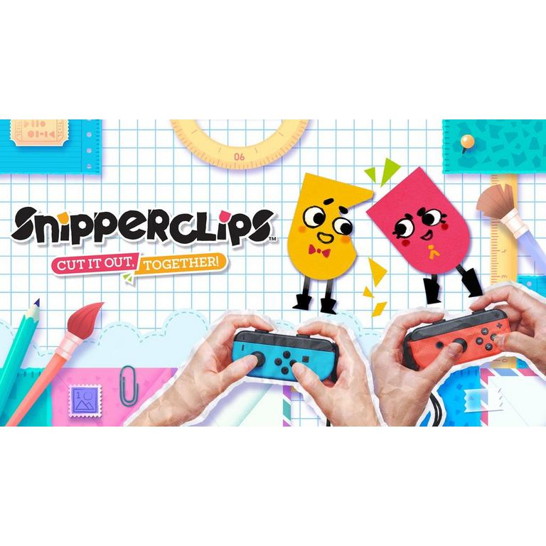 SnipperClips Cut Out Upgrade