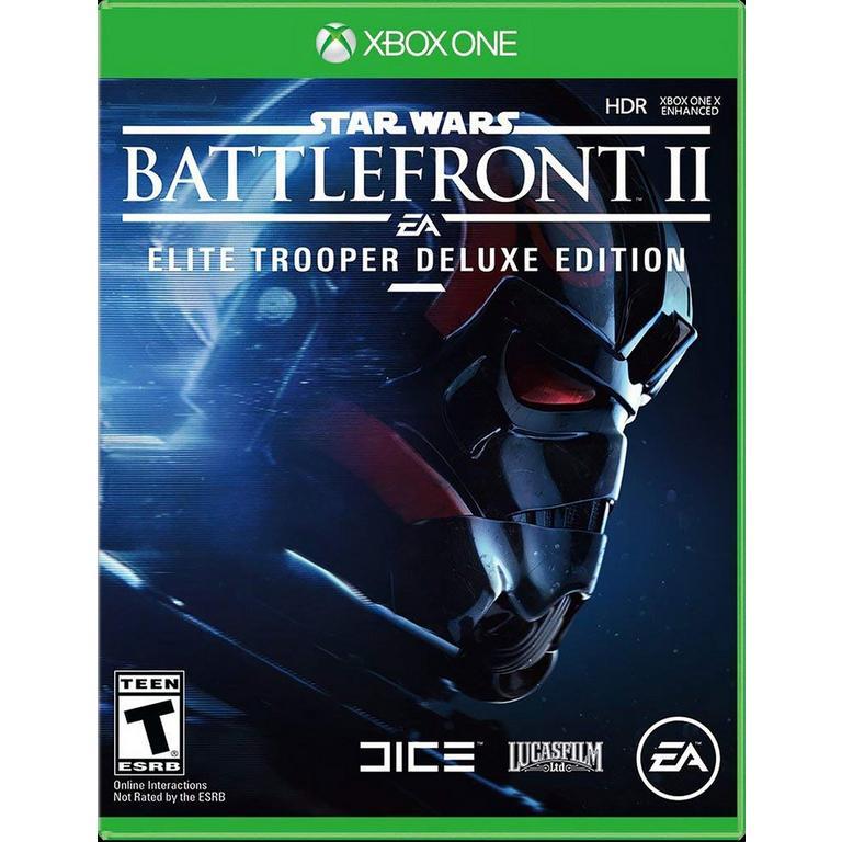 Star Wars  Battlefront II Deluxe Edition Upgrade