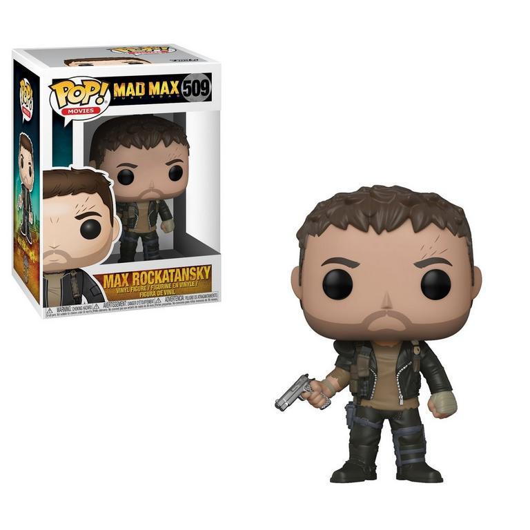 POP! Movies: Mad Max Fury Road - Max Rockatansky
