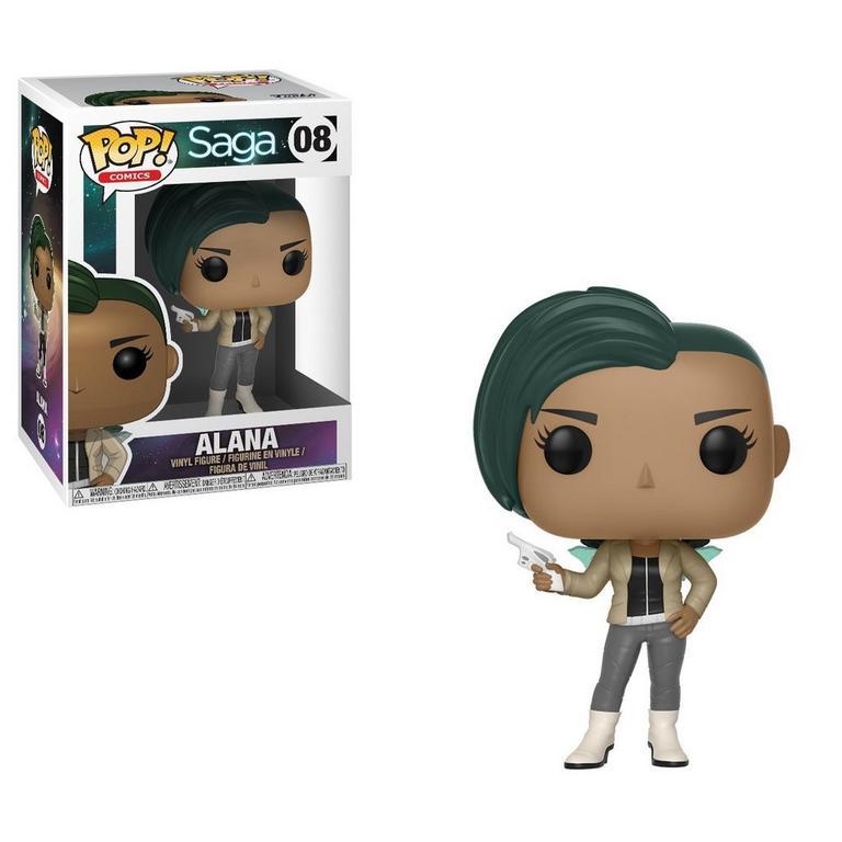 POP! Comics: Saga - Alana