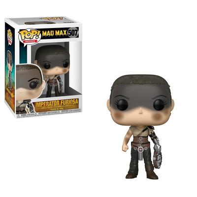 POP! Movies: Mad Max Fury Road - Imperator Furiosa