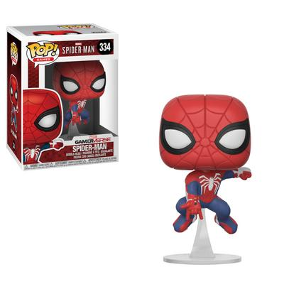 POP! Games: Marvel's Spider-Man - Spider-Man - First at GameStop