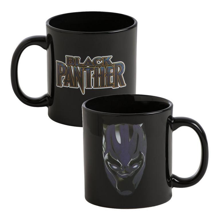 Black Panther Heat Changing 20oz Mug