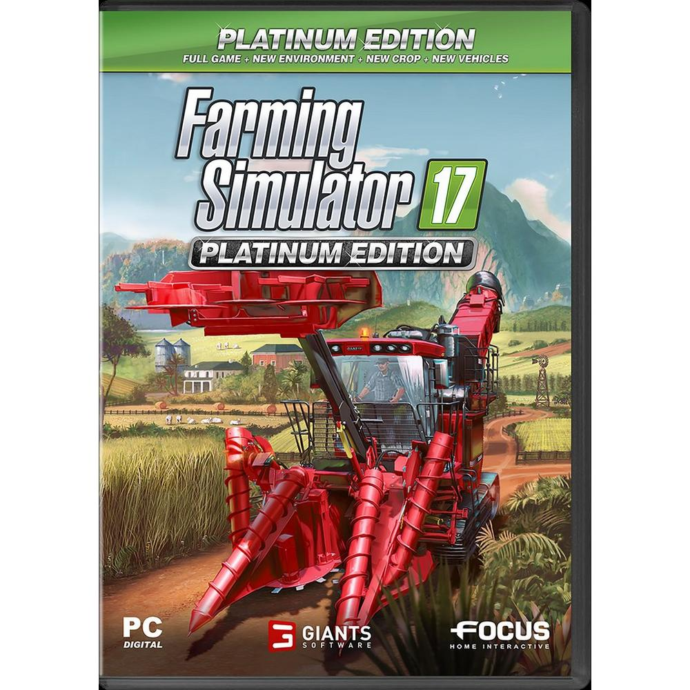 Farming Simulator 17 Platinum Edition | PC | GameStop