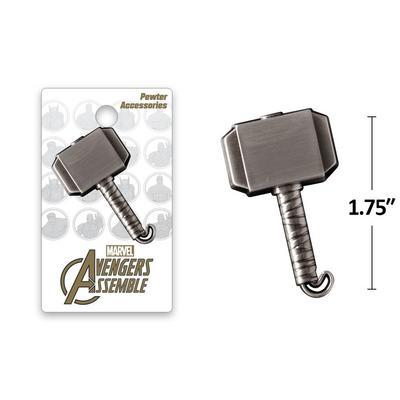 Thor Hammer Pin
