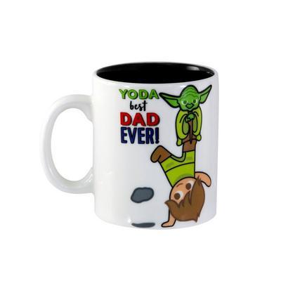 Star Wars Yoda Best Dad Ever Mug