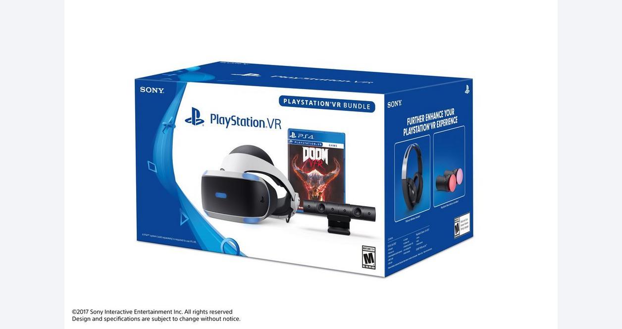PlayStation VR DOOM VFR Bundle