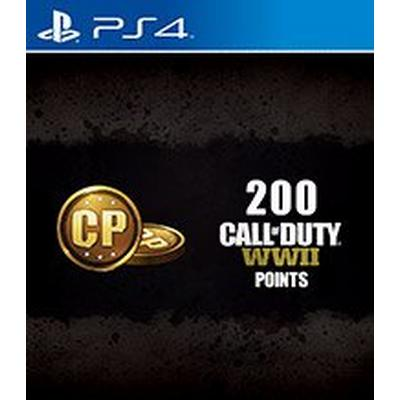 Call of Duty WWII - 200 Points