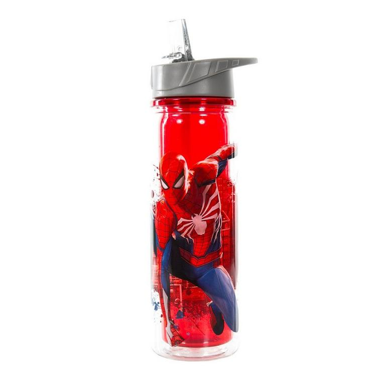 Marvel's Spider-Man Gamerverse Plastic Water Bottle