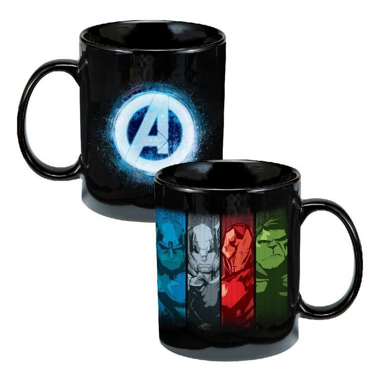Marvel: Avengers Assemble 12 oz. Ceramic Mug