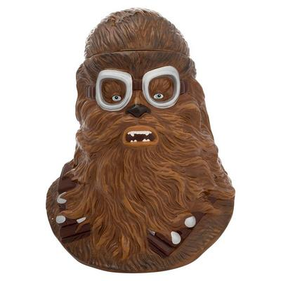 Solo: A Star Wars Story Chewbacca Sculpted Ceramic Cookie Jar