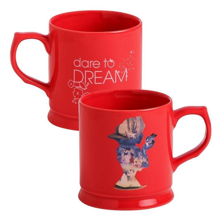 Snow White Dream 12 oz. Refined Ceramic Mug
