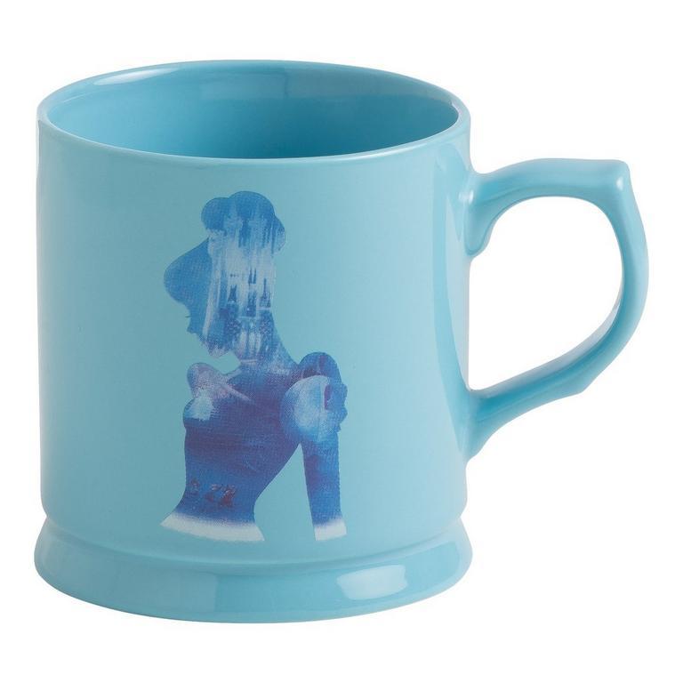 Cinderella Silhouette Mug