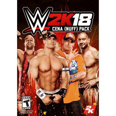 WWE 2K18 Cena (Nuff) Pack