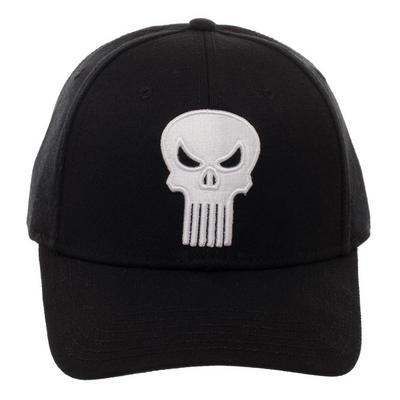 Punisher Logo Sublimation Baseball Cap