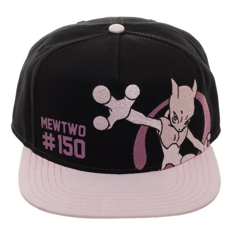 Pokemon Mewtwo Baseball Cap