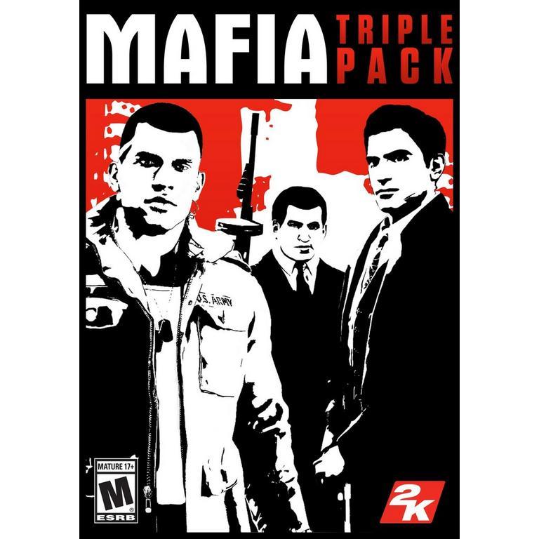 Mafia Triple Pack