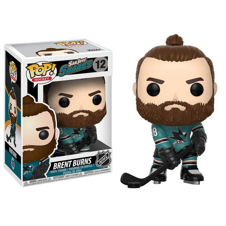 POP! NHL: San Jose Sharks - Brent Burns