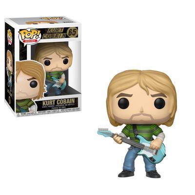 POP! Rocks: Kurt Cobain (Teen Spirit)
