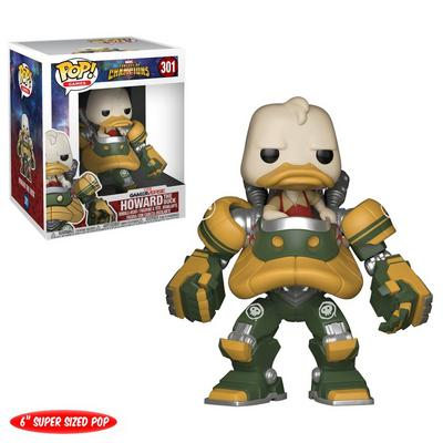 POP! Games: Marvel Contest of Champions - Howard The Duck 6 inch Figure