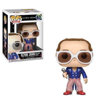 POP! Rocks: Elton John (Red White and Blue)