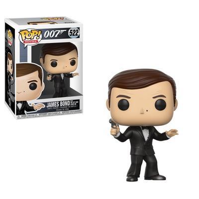 POP! Movies: James Bond - Roger Moore