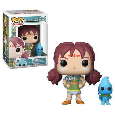 POP! Games: Ni No Kuni II - Tani with Higgledy