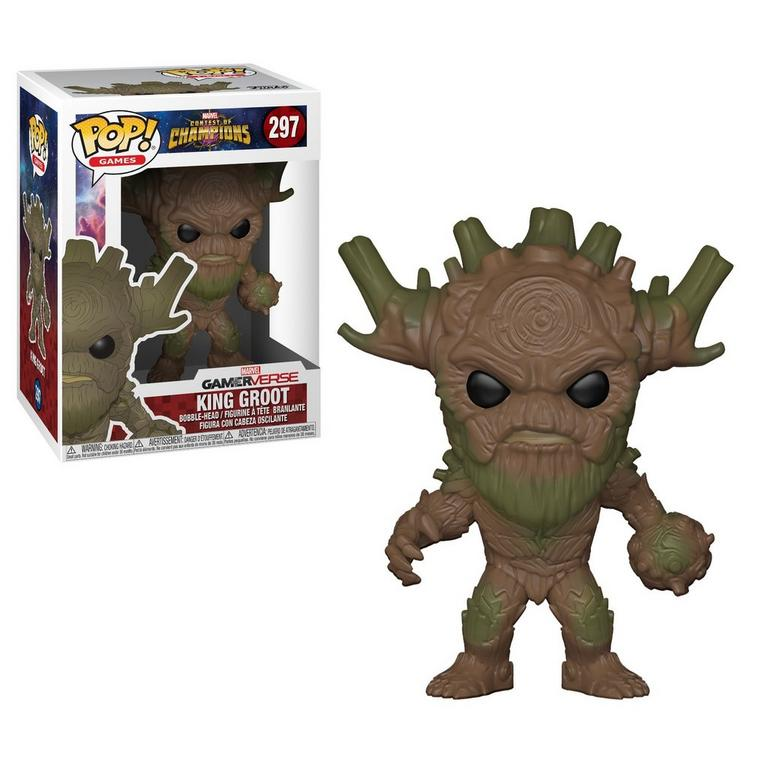 POP! Games: Marvel Contest of Champions - King Groot