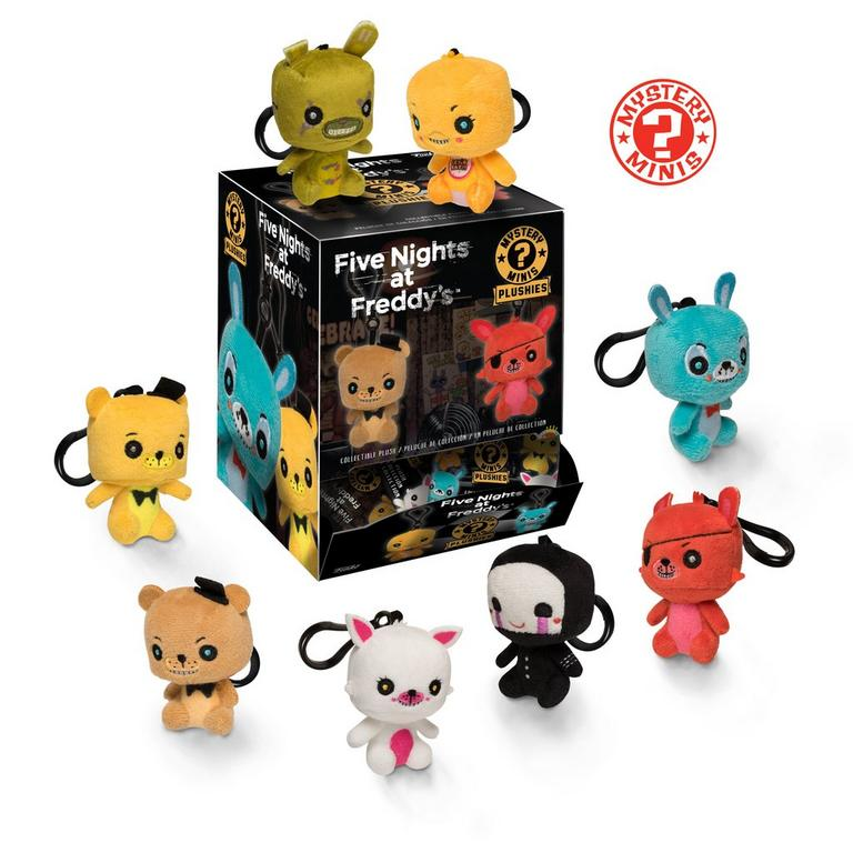 Mystery Minis Plushies: Five Nights at Freddy's Blind Bag