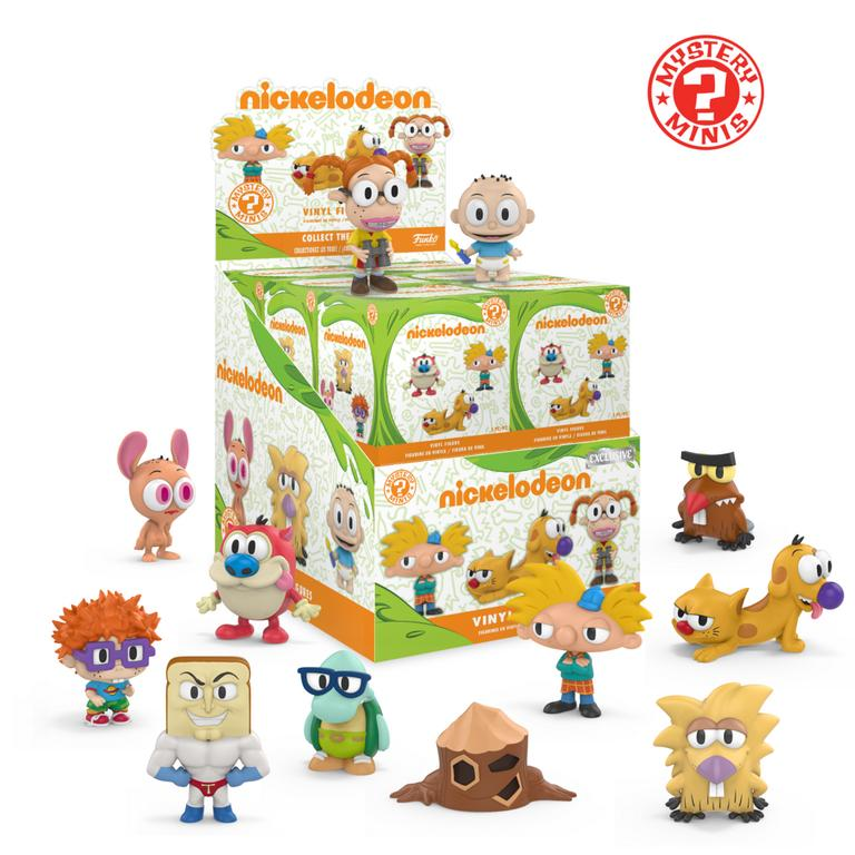 Mystery Minis: 90's Nickelodeon Blind Box - Only at GameStop