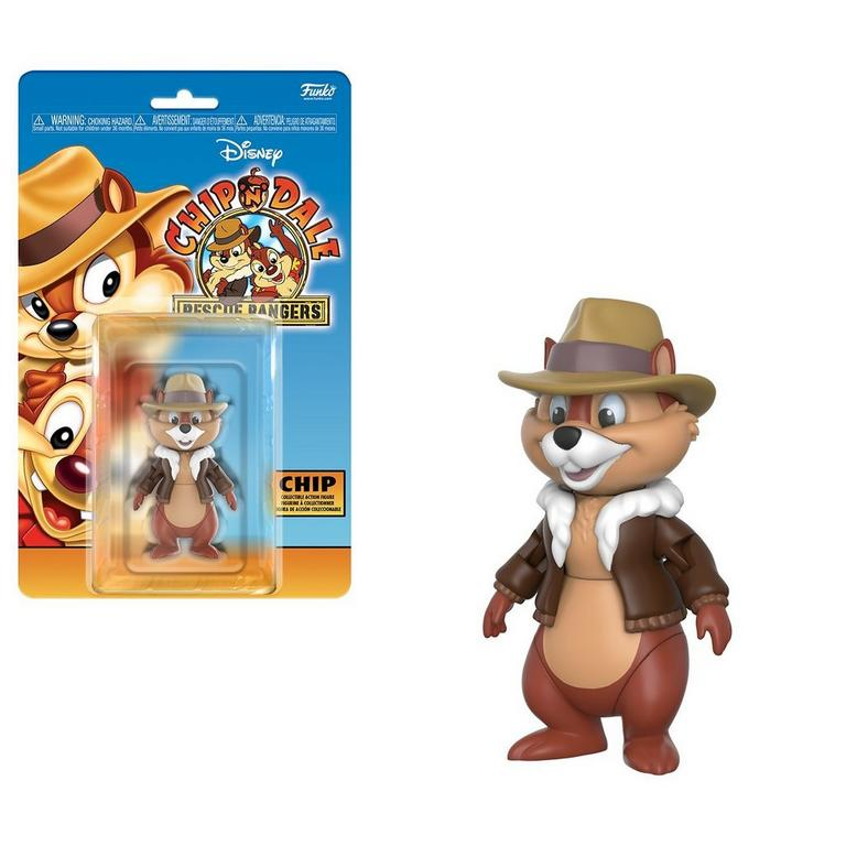 Disney Afternoons: Chip n' Dale Rescue Rangers - Chip Action Figure