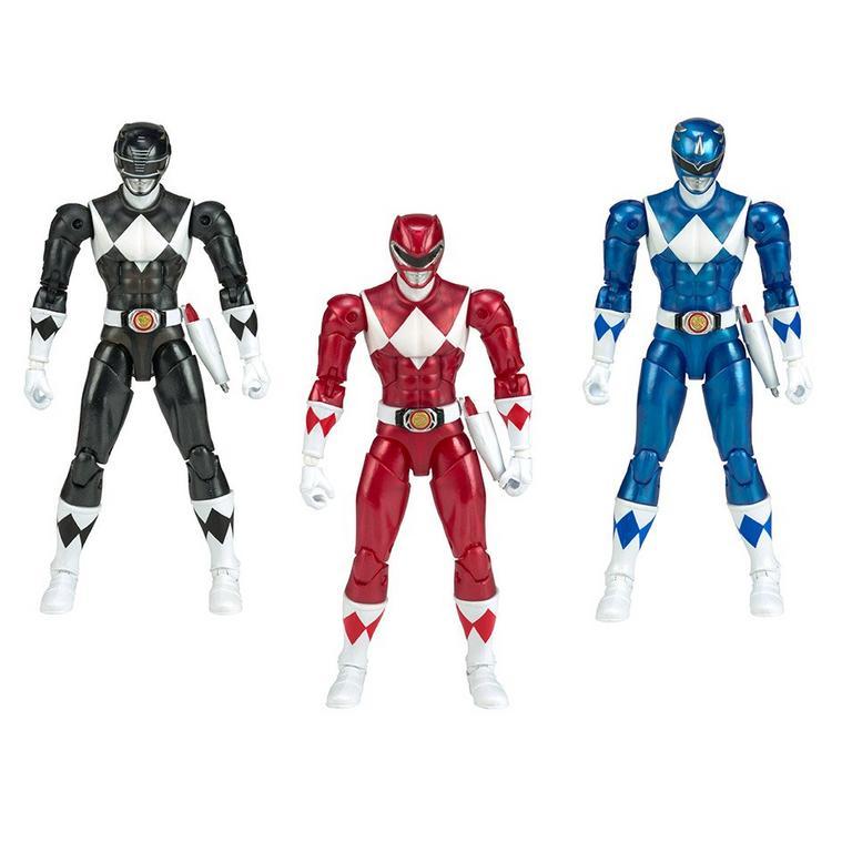 Power Rangers Legacy 6.5 inch Figure (Assortment)