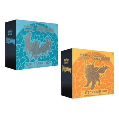 Pokemon Trading Card Game: Sun and Moon Ultra Prism Elite Trainer Box