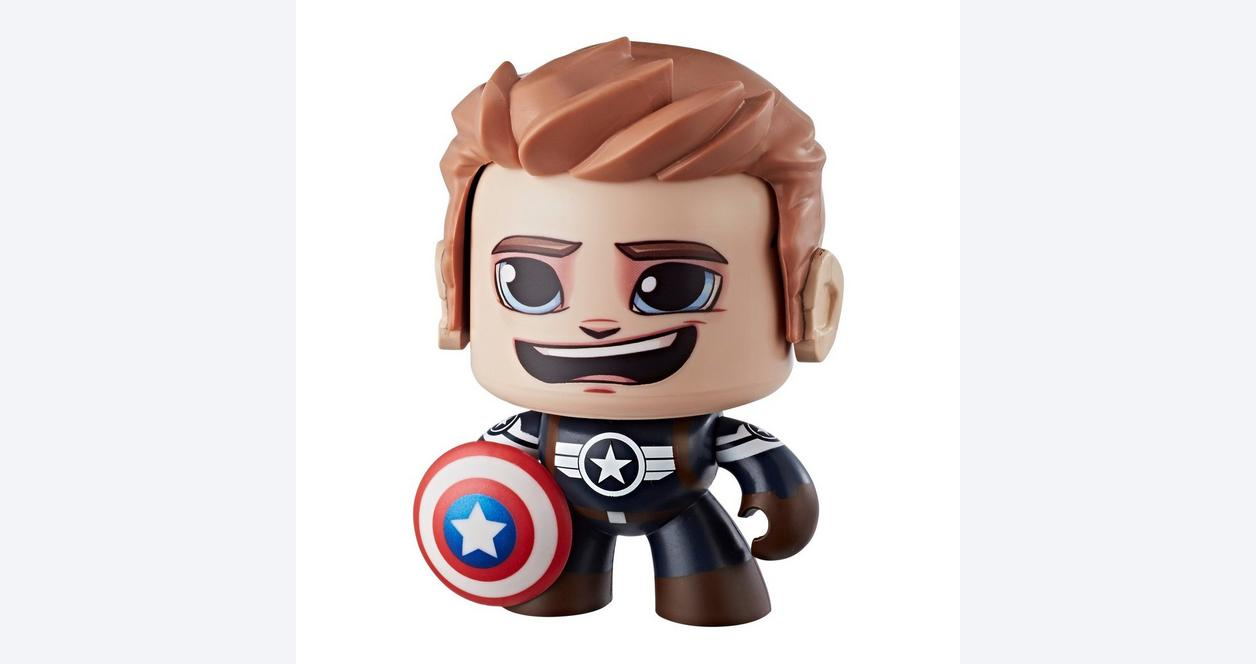 Marvel Mighty Muggs Captain America