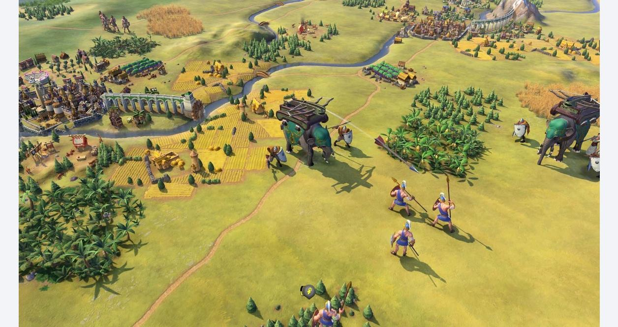 Sid Meier's Civilization VI: Rise and Fall