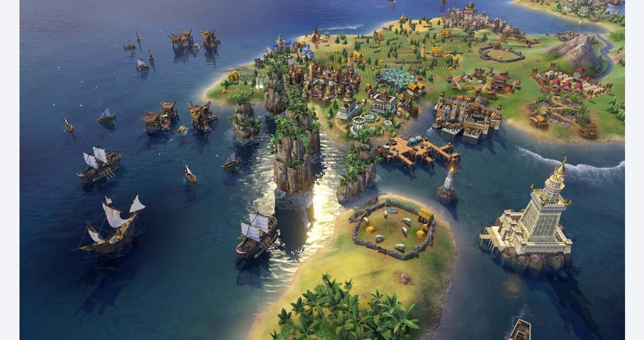 Sid Meier's Civilization VI: Rise and Fall | PC | GameStop